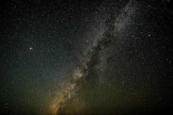 De schoonheid van de nacht