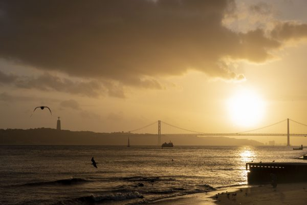 Levendig Lissabon