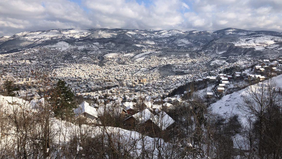 Winters Sarajevo