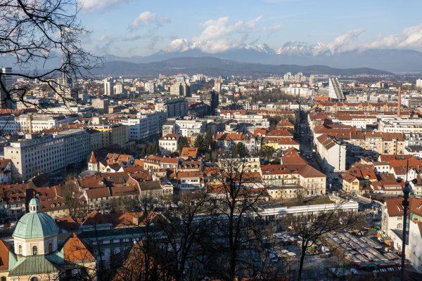 Lummelen in Ljubljana