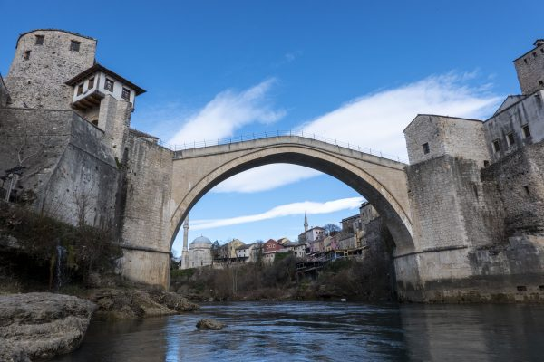 Mostar, stad met twee gezichten