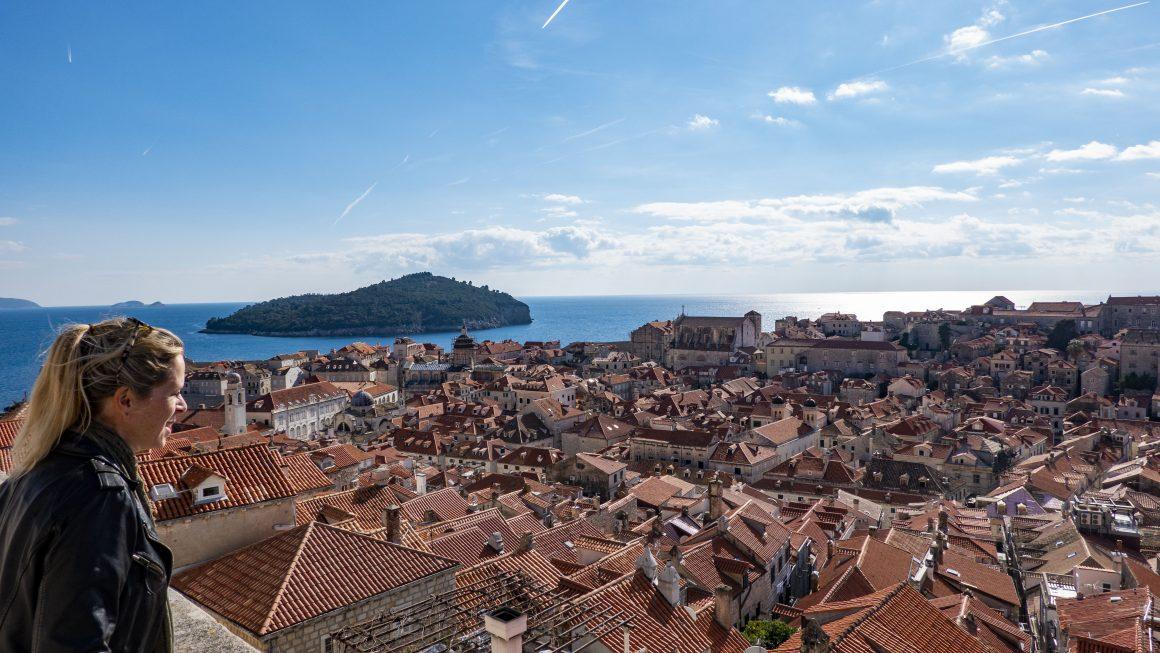 Dubrovnik, parel in het laagseizoen