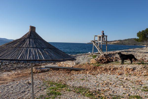 Albanië: gastvrijheid en gezinsgeluk in Ksamil