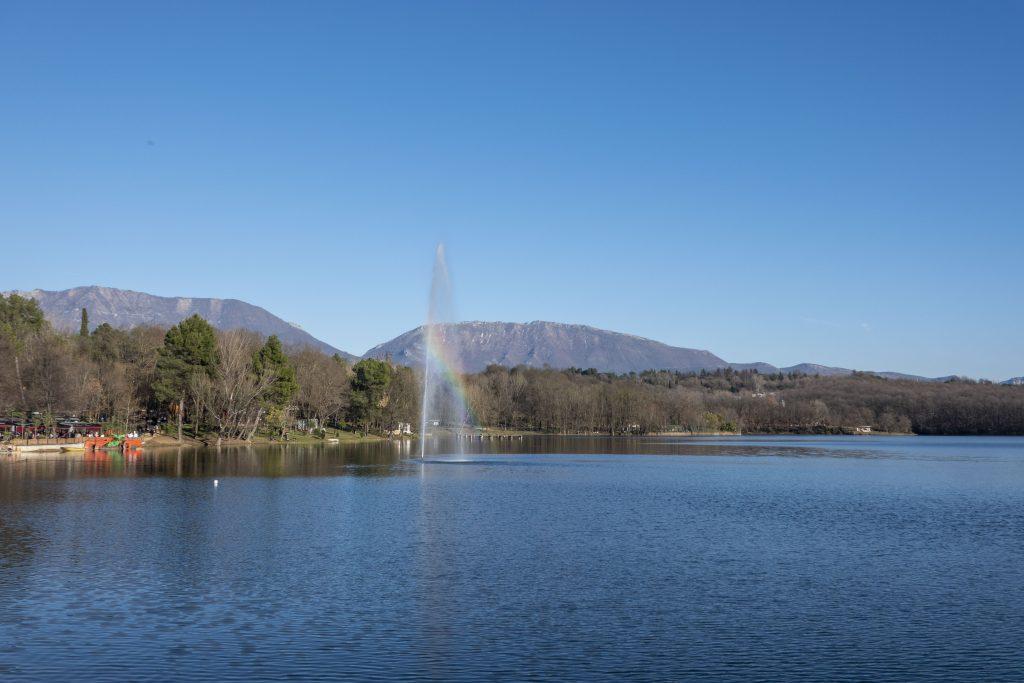 Grote Park Tirana