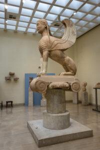 Sfinx van Naxos