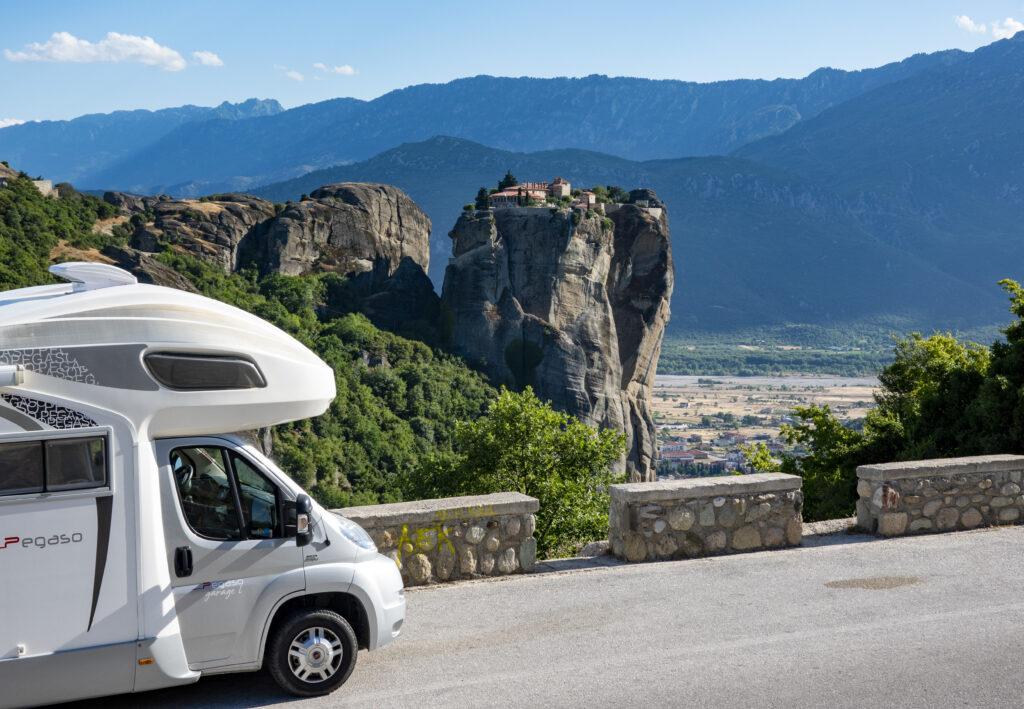 camper Meteora