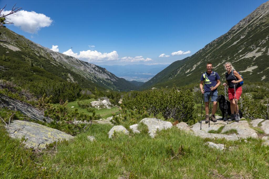Pirin National Park wandelen