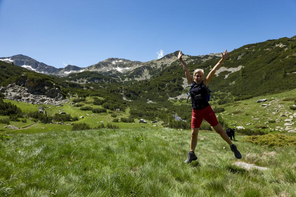 Pirin National park hiken