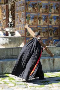 Rila klooster monnik