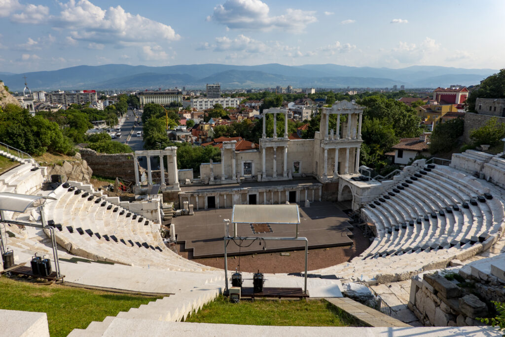 Bulgarije Plovdiv