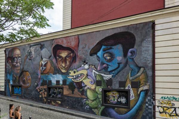 Kunst, graffiti en street art in cultuurstad Plovdiv