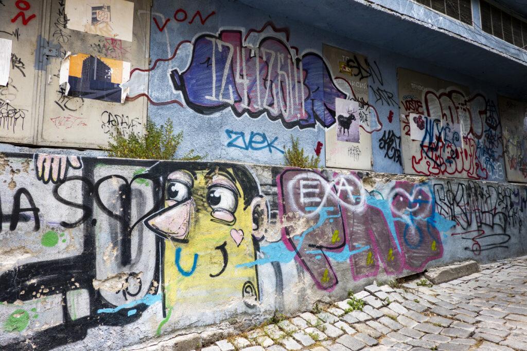 Graffiti Plovdiv