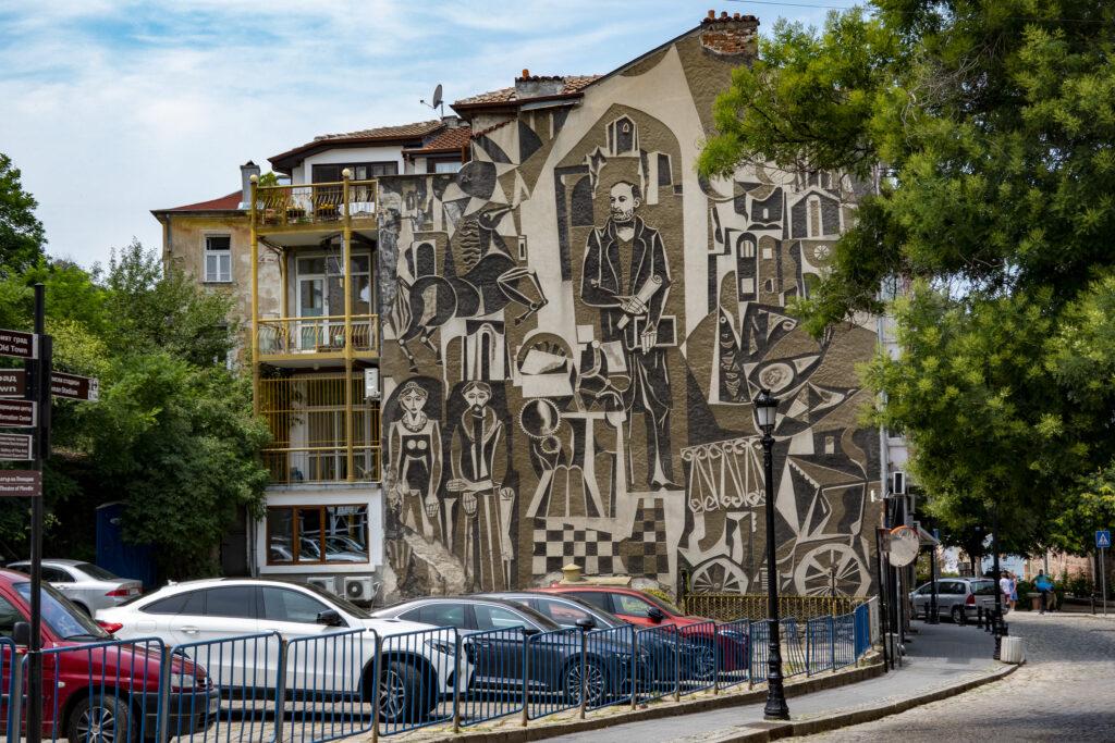 Graffito Plovdiv